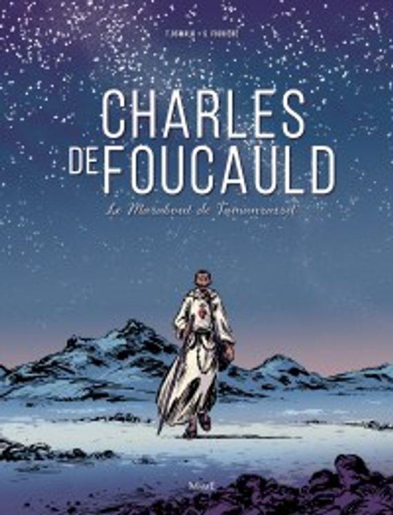 Charles de Foucauld,  Le marabout de Tamanrasset