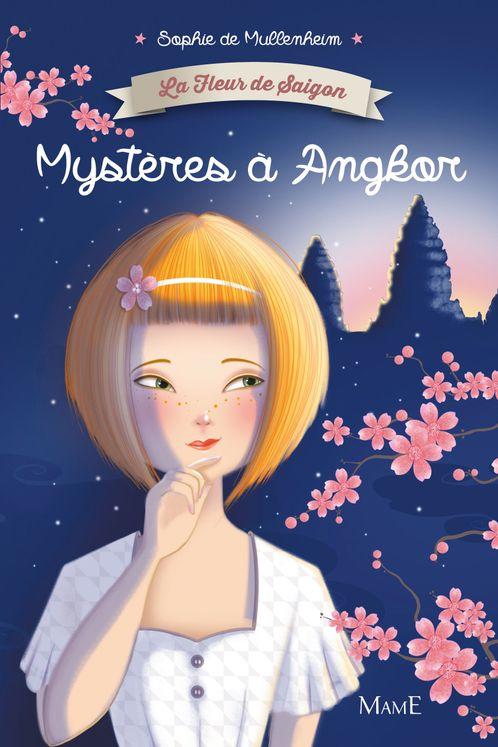 Mystère à Ankor Tome 3 - La Fleur de Saïgon