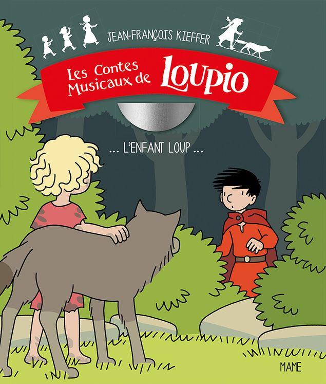 L´enfant loup - Conte musical Loupio