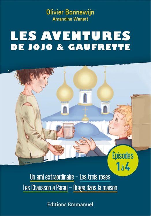 Les aventures de Jojo et Gaufrette - Épisodes 1 à 4
