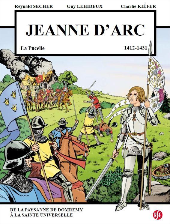 Jeanne d´Arc - La Pucelle (1412-1431)