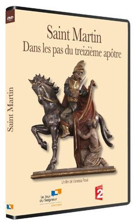 Saint Martin : dans les pas du treizième apotre - DVD