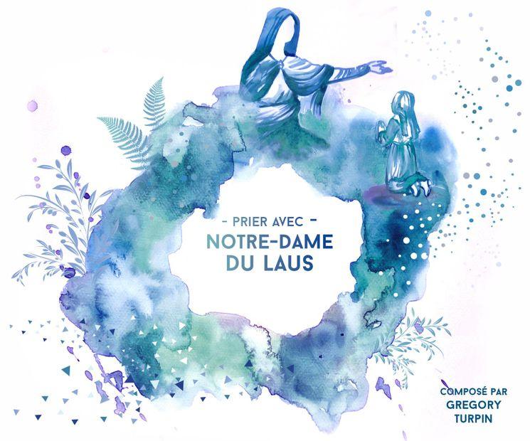 Prier avec Notre Dame du Laus - CD