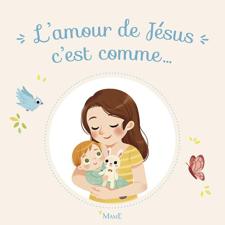 L´amour de Jésus c´est comme