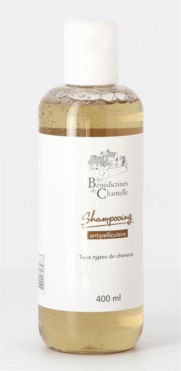 Shampooing antipelliculaire 400 ml