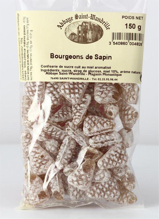 Bourgeons de sapin, sachet de 150 g