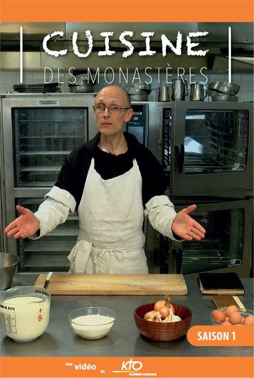 La cuisine des monastères - Saison 1 - DVD