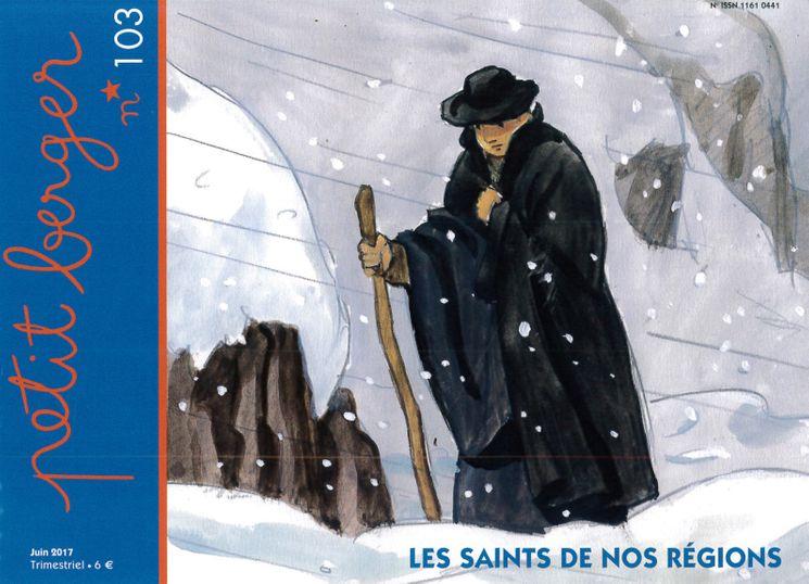 Petit berger 103 - Les saints de nos régions