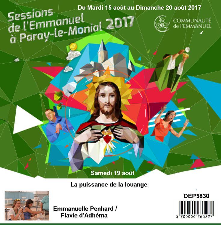La puissance de la louange Session du 15 au 20 août 2017