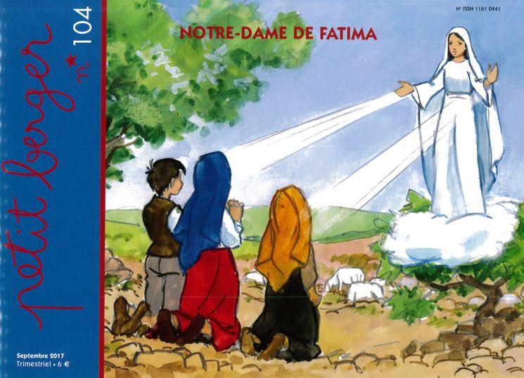 Petit berger 104 - Notre-Dame de Fatima
