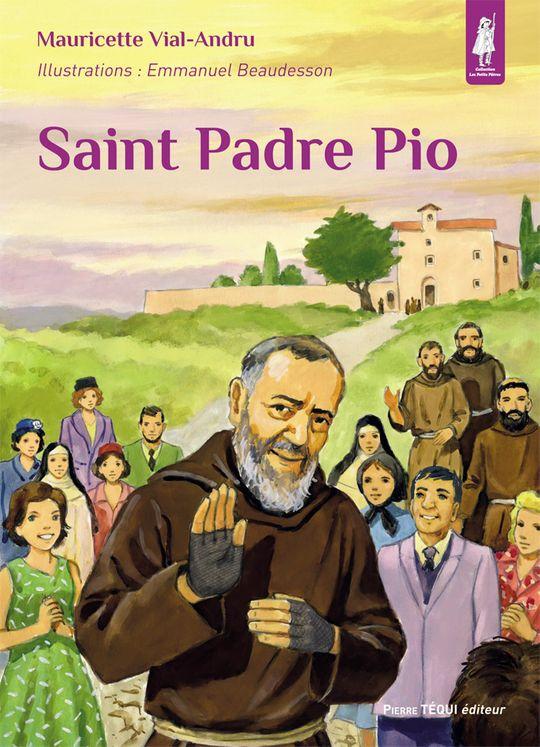 Saint Padre Pio - Petits Pâtres