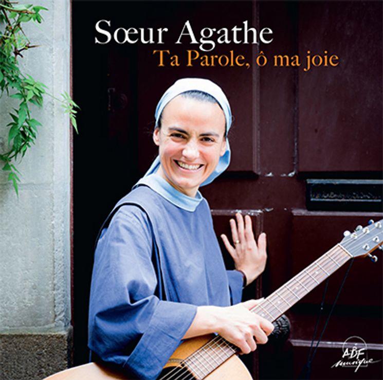 Sœur Agathe chante la Bible : des mélodies qui imprègnent le cœur, des paroles qui nourrissent l'âme.