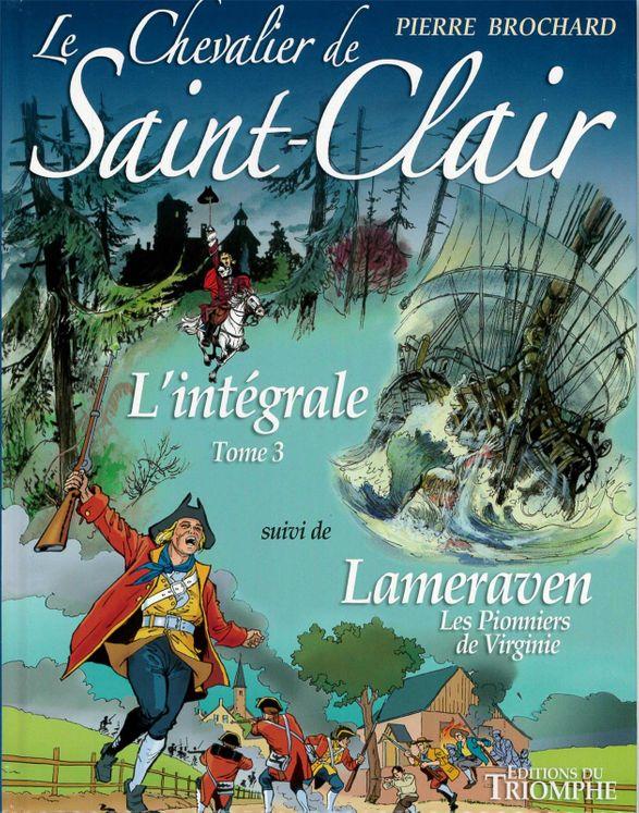 Le Chevalier de Saint-Clair L´intégrale tome 3