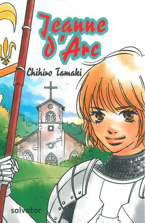 Jeanne d´Arc - Manga