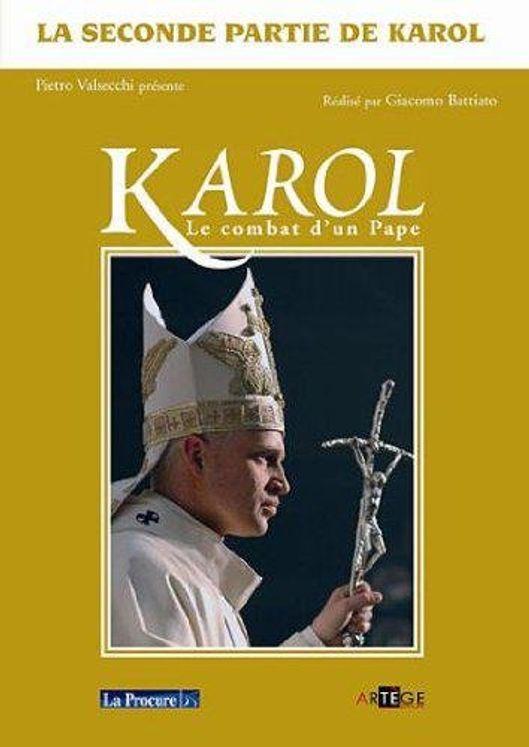 Karol  2 : Le combat d´un pape DVD