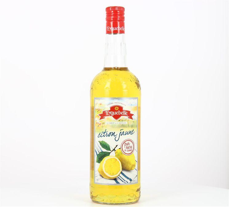 Sirop Citron jaune 100 cl