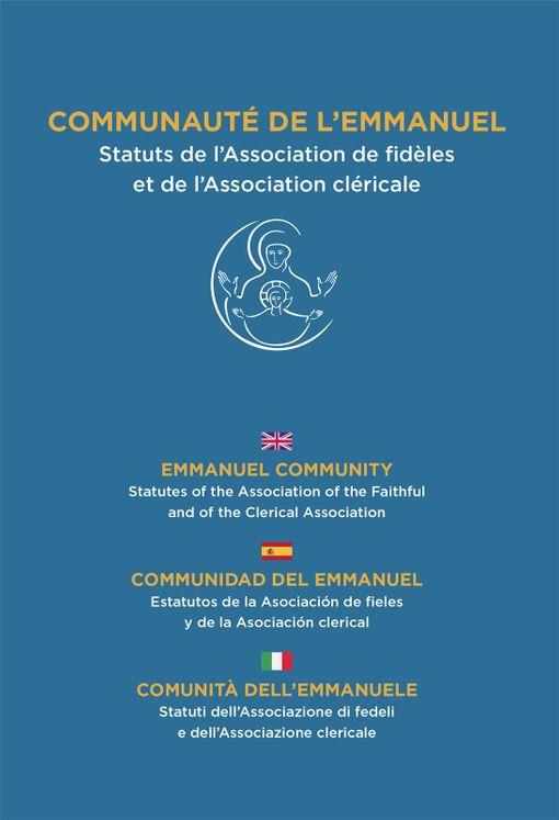 Communauté de l´Emmanuel - Statuts de l´Association de fidèles et de l´Association cléricale
