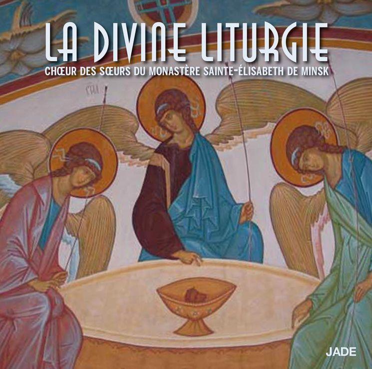 La Divine Liturgie - CD