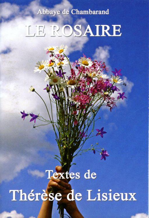 Le Rosaire - Textes de Thérèse de Lisieux