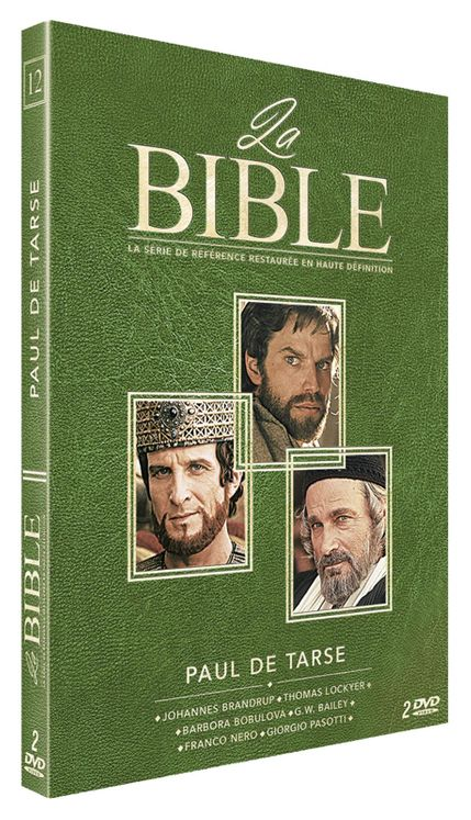 Paul de Tarse - DVD La Bible - Episode 12