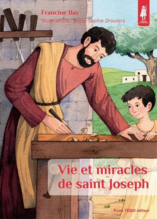 Vie et miracles de saint Joseph - Petits pâtres