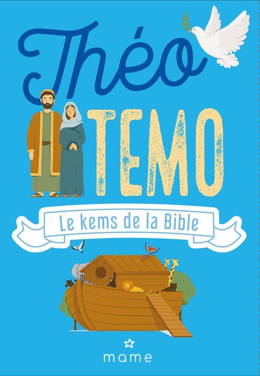 Théotemo, le kems de la Bible - Jeu de carte