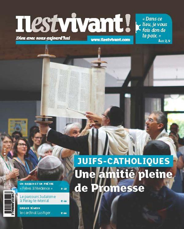 Pack de 50 exemplaires N°343 - Juifs - Catholiques - Avril - Mai - Juin 2019