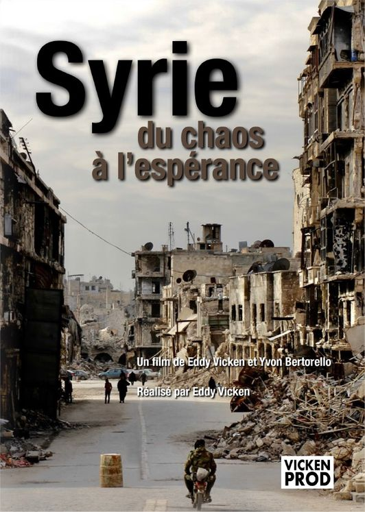 Syrie, du chaos à l'espérance - DVD