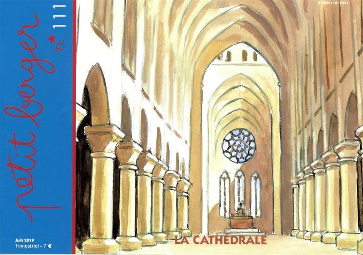Petit berger 111 - La cathédrale - Juin 2019