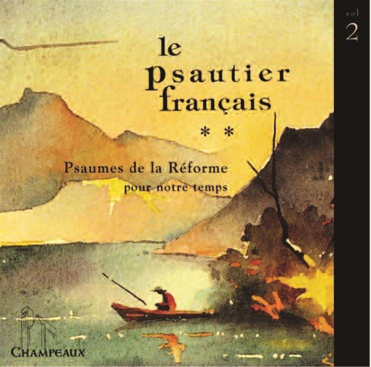 Le Psautier français Vol 2 - CD