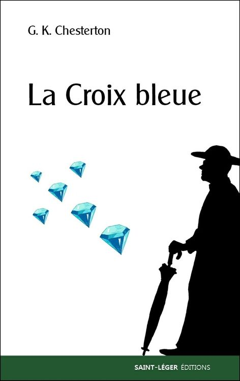 Les enquêtes du Père Brown - La Croix bleue