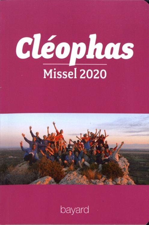 Cléophas - Missel année A du 1er décembre 2019 au 22 novembre 2020 - Missel des jeunes