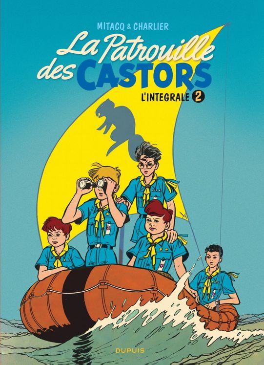 La Patrouille des Castors - Intégrale T2 1957-1960