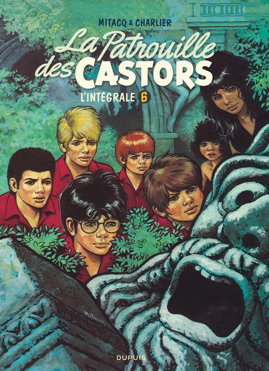La Patrouille des Castors - Integrale T6 1979-1984