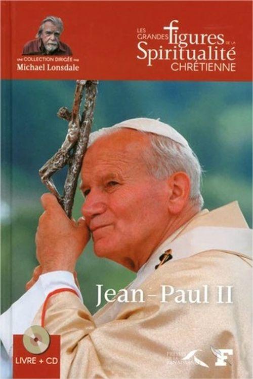 Jean-Paul II - 1920-2005 - avec 1 CD audio Lu par Michaël Lonsdale