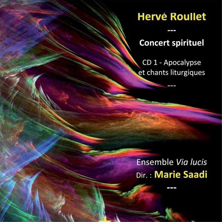 Concert spirituel par l´ensemble Via lucis - CD