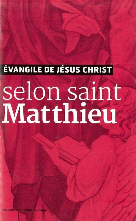 Evangile de Jèsus Christ - Selon ST Matthieu  lot 100