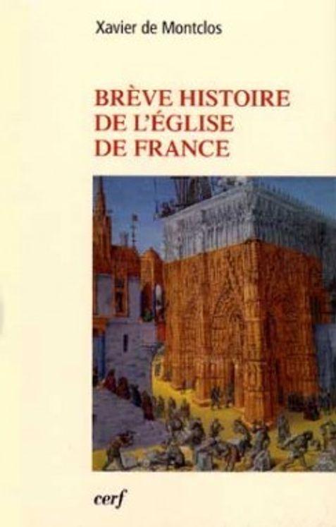 Brève histoire de l´Eglise de France