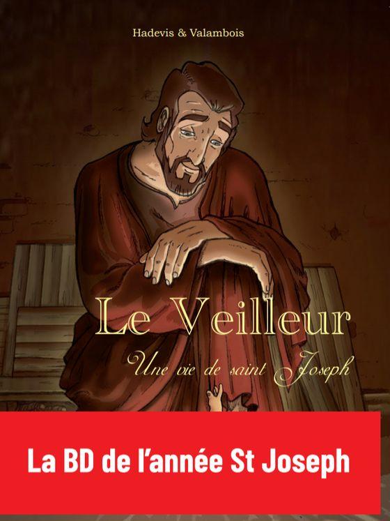 Le Veilleur - BD