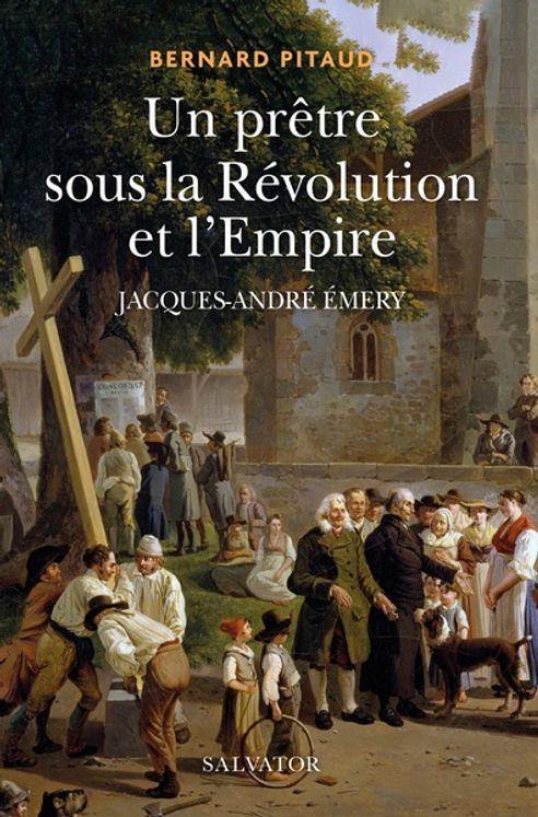 Un prêtre sous la Révolution française