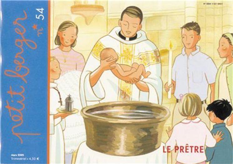 Petit berger 54 - Le prêtre