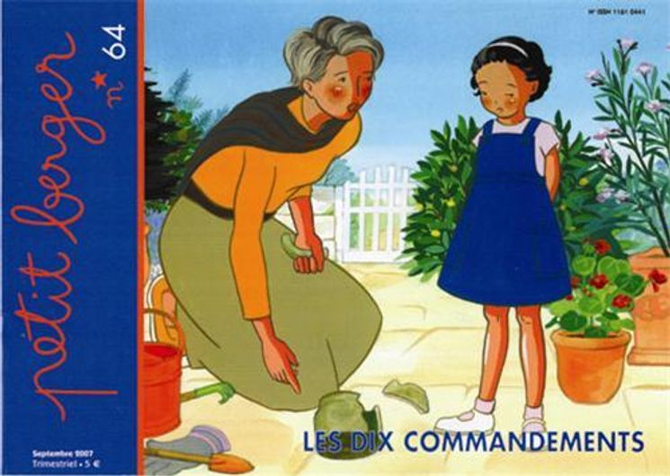 Petit berger 64 - dix commandements