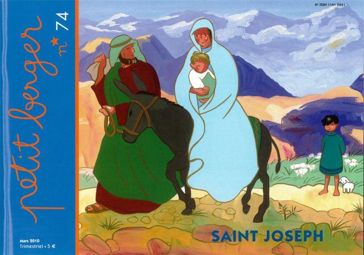 Petit berger 74 - SAINT JOSEPH