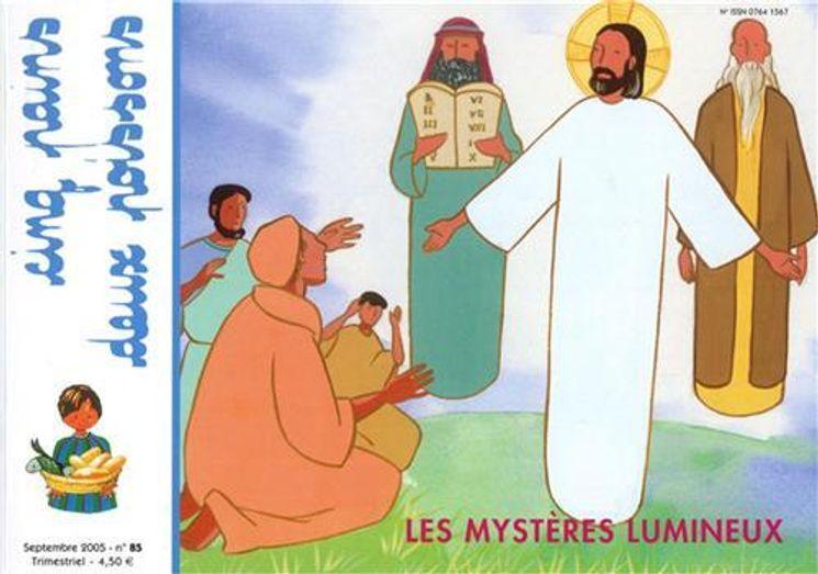 Cinq pains deux poissons 85 - Les Mystères lumineux