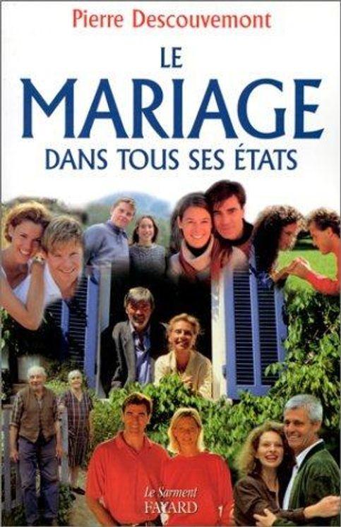 Le mariage dans tous ses états