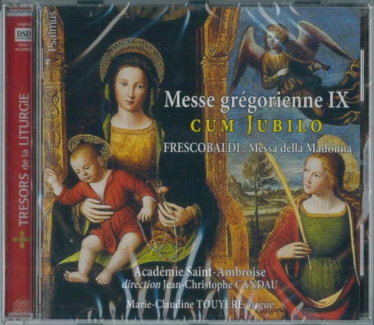Messe grégorienne IX - Cum Jubilo